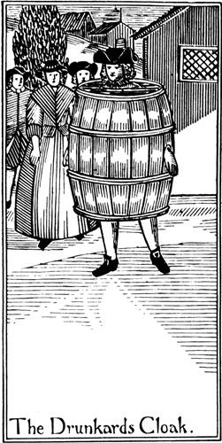 drunkards cloak