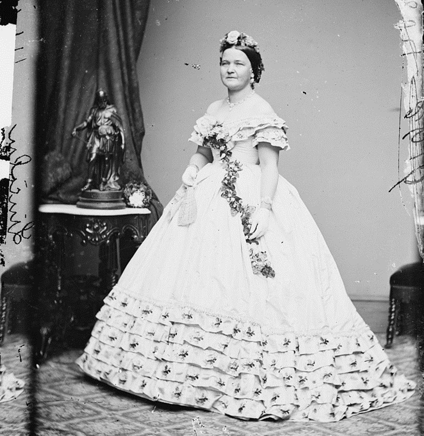 Mary Todd Lincoln's seamstress