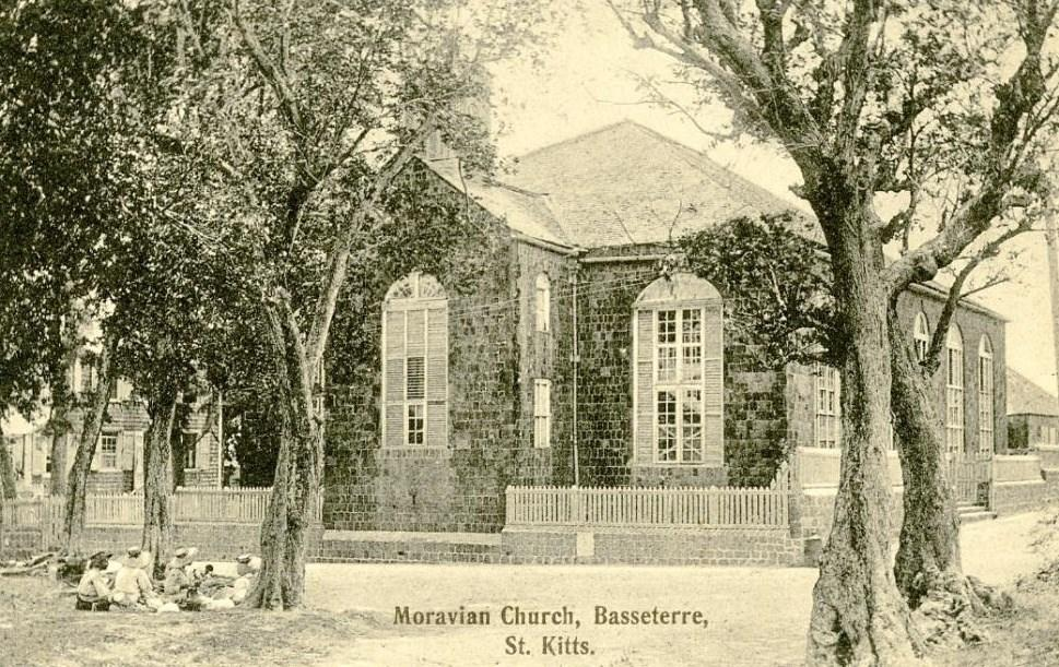 Moravian Church Basseterre